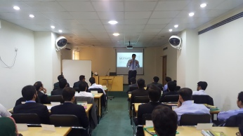 National Bank of Pakistan Staff College (Motivation & Stress Management)